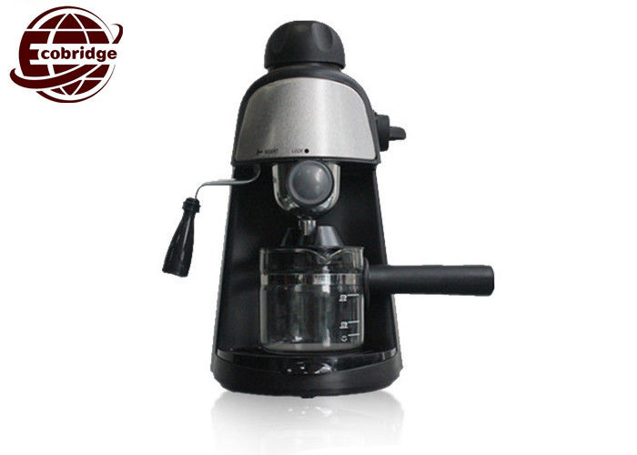3.5 BAR 240ML Espresso Coffee Makers , 800W 110V Black Coffee Maker Machine
